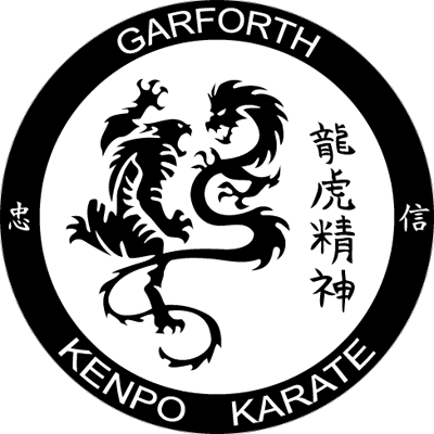 Kenpo Karate Logo Garforth Kenpo Karate Crest